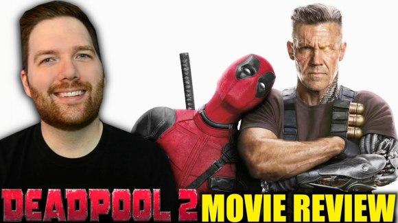 Chris Stuckmann - Deadpool 2 - movie review
