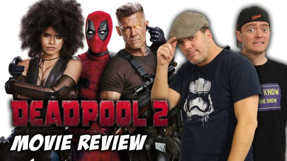 Schmoes Knows - Deadpool 2 movie review