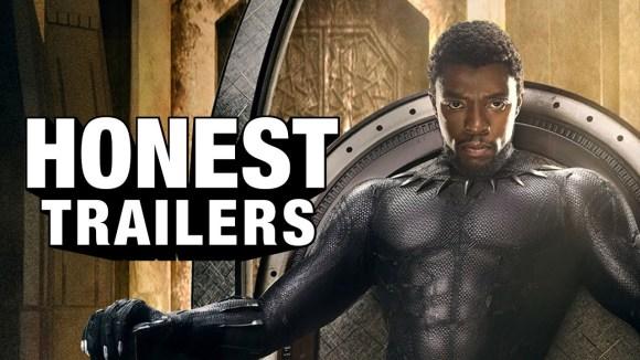 ScreenJunkies - Honest trailers - black panther