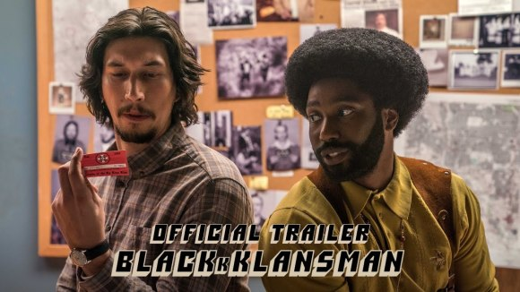 Black Klansman - official trailer