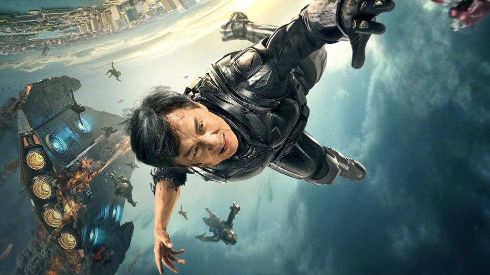 Jackie Chan versus cyborgs in trailer sci-fi actiefilm 'Bleeding Steel'