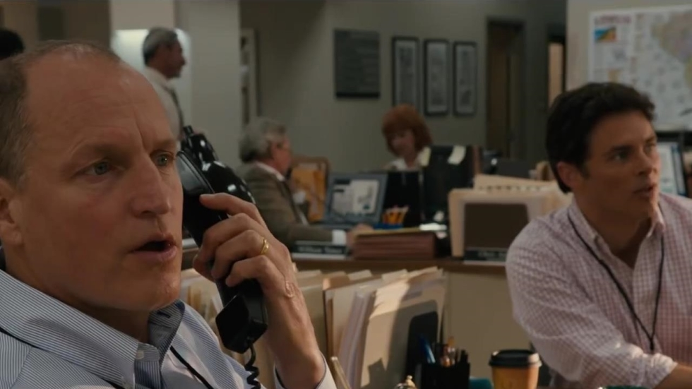 'Shock and Awe' trailer: Woody Harrelson & James Marsden als journalisten