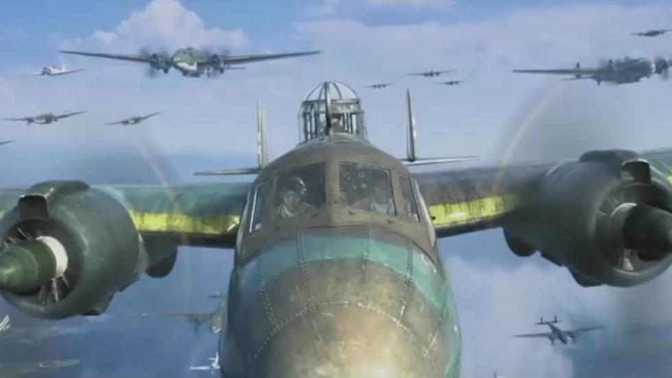 Trailer oorlogsfilm 'The Bombing' met Bruce Willis