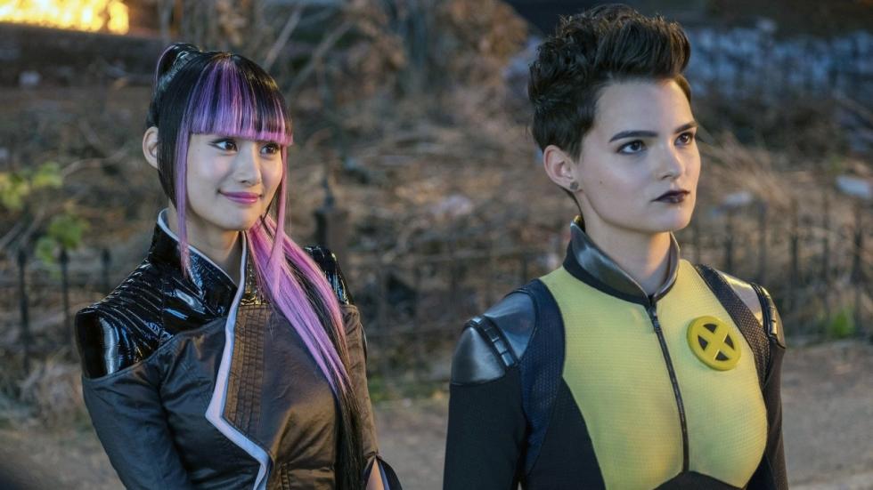 Brianna Hildebrand blij met tonen eerste lesbische superheldin in 'Deadpool 2'