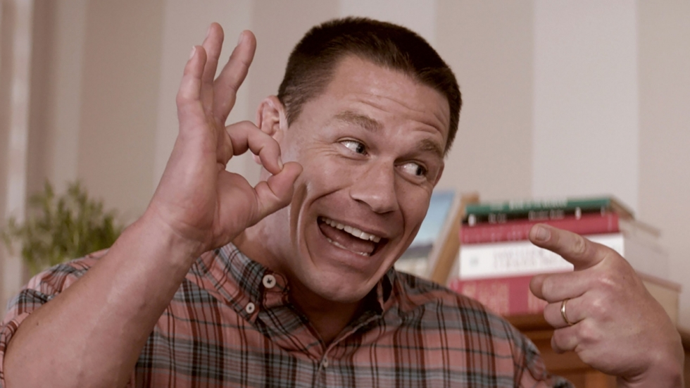 John Cena en oud-verloofde alweer terug bij elkaar na afzeggen trouwerij