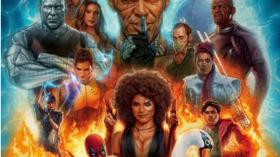Verlengde versie 'Deadpool 2' in de maak