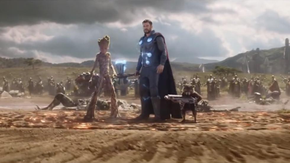 Hoe [???] reageerde op zijn schokkende einde in 'Avengers: Infinity War'