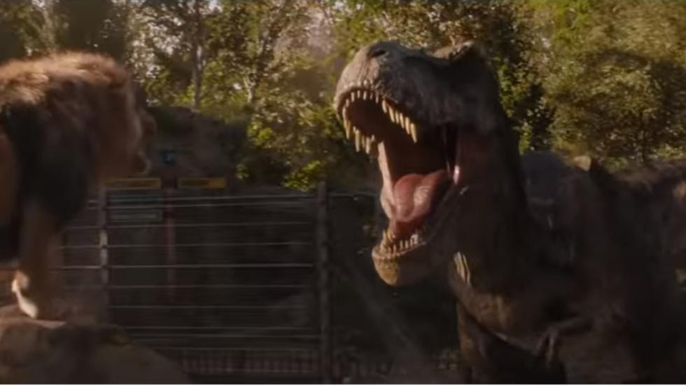Eerste reacties 'Jurassic World: Fallen Kingdom': brute dino-actie!