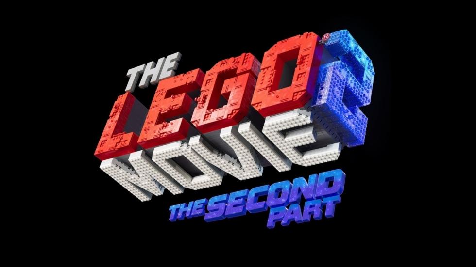 Gevatte titel en poster 'The LEGO Movie 2'