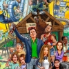 Johnny Knoxville's oog kwam los te zitten door stunt in 'Action Point'