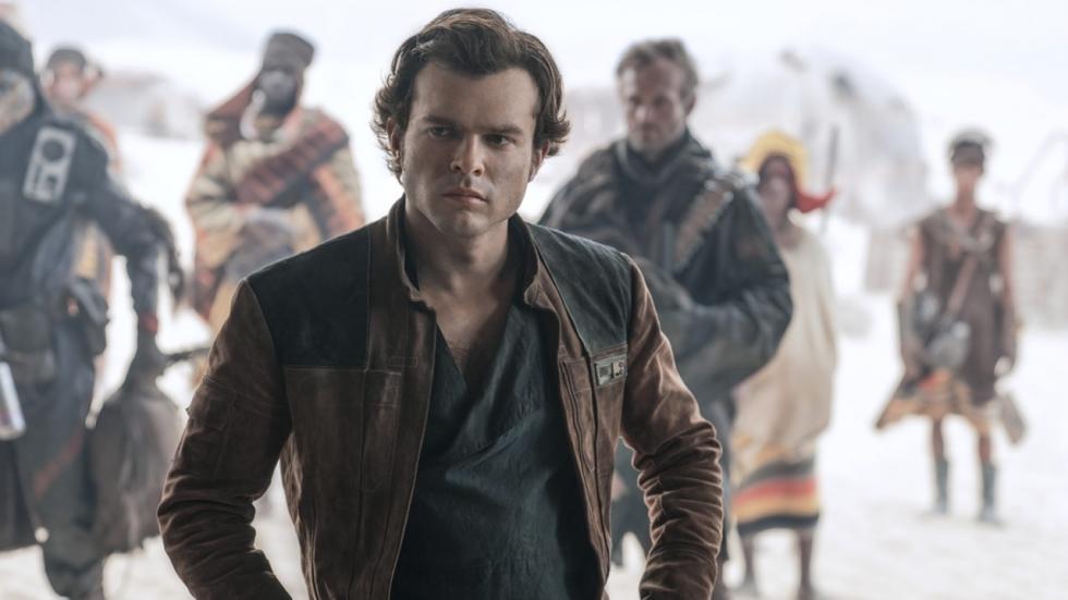 George Lucas droeg een beetje bij aan 'Solo: A Star Wars Story'