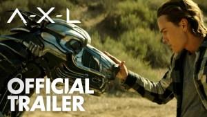 A-X-L (2018) video/trailer