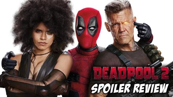 Schmoes Knows - Deadpool 2 spoiler review