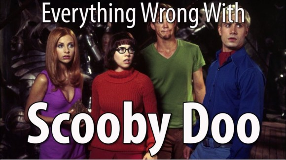 CinemaSins - Everything wrong with scooby doo in 15 minutes or less