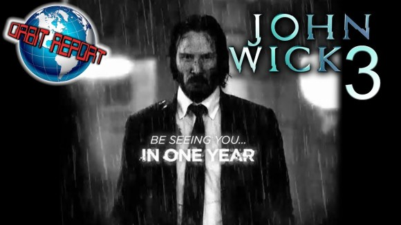 Channel Awesome - John wick 3 release date announced - orbit report