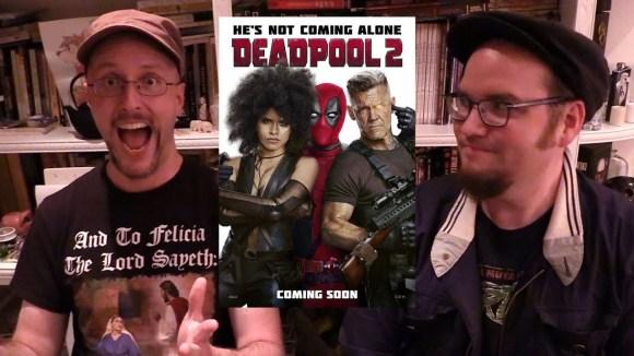 Channel Awesome - Deadpool 2 - sibling rivalry
