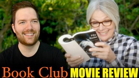 Chris Stuckmann - Book club - movie review