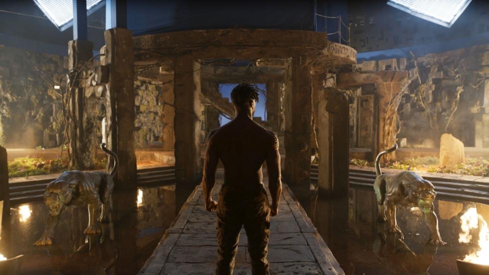 Slechterik Killmonger mogelijk terug in 'Black Panther 2'