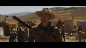 Damsel (2018) video/trailer