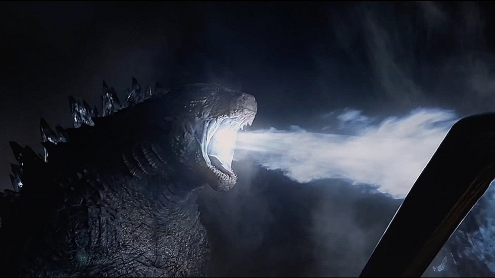 'Godzilla: King of the Monsters' uitgesteld, wel hint King Ghidorah