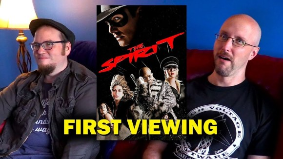 Channel Awesome - The spirit - first viewing