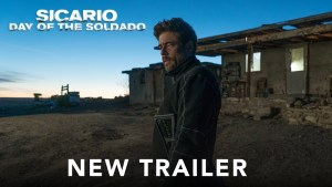 Sicario: Day of the Soldado (2018) video/trailer