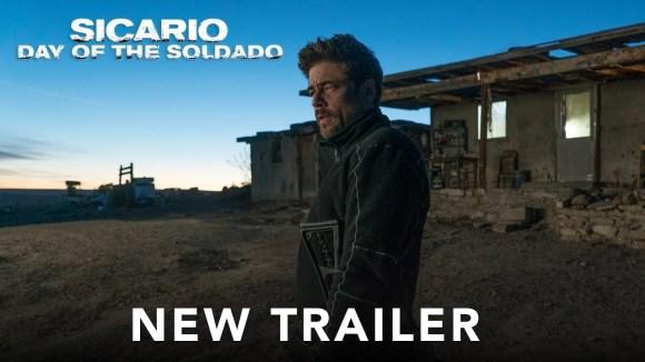 Sicario: Day of the Soldado - final trailer