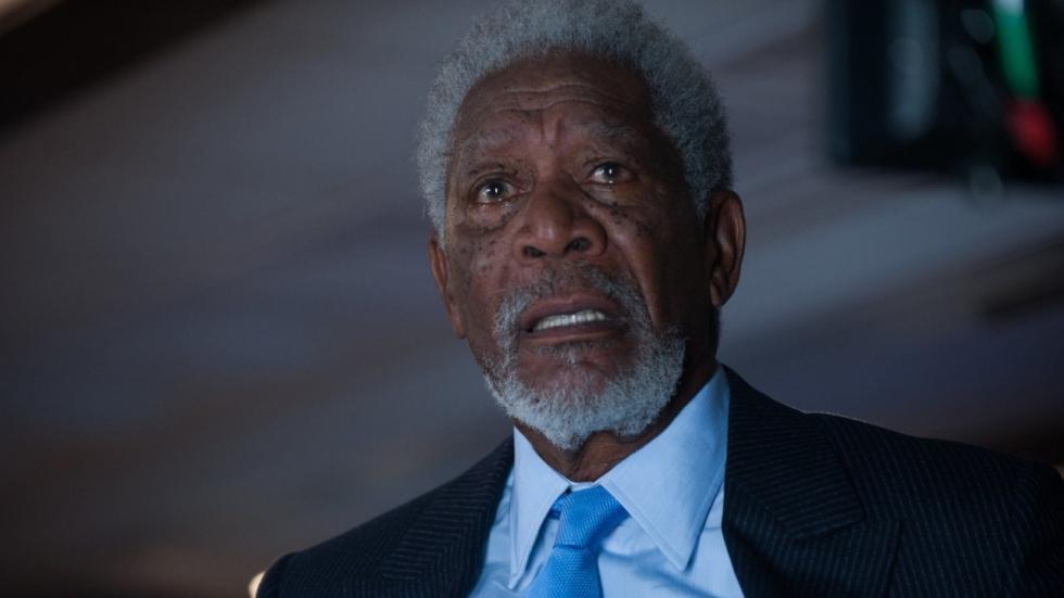 Morgan Freeman kapot van beschuldigingen
