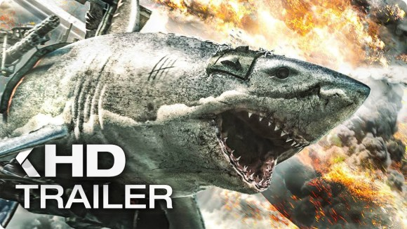 The Last Sharknado: It\'s About Time - teaser trailer