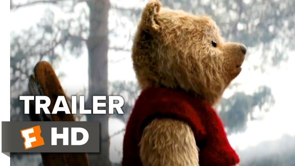 Christopher Robin - international trailer 1
