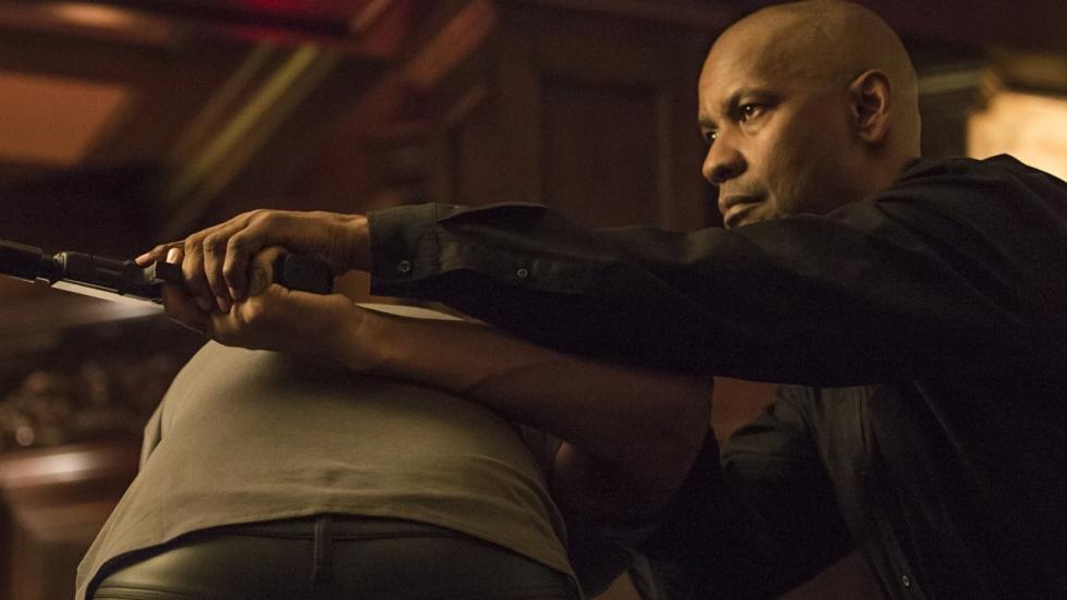 Denzel Washington in TV-spot 'The Equalizer 2'!