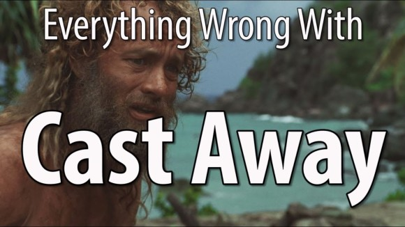 CinemaSins - Everything wrong with cast away in 14 minutes or less