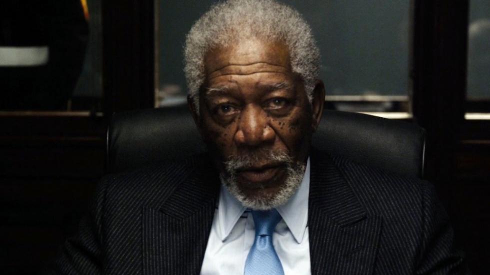 Morgan Freeman eist excuses van CNN