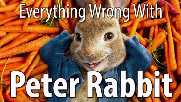 CinemaSins - Everything wrong with peter rabbit in 14 minutes or less