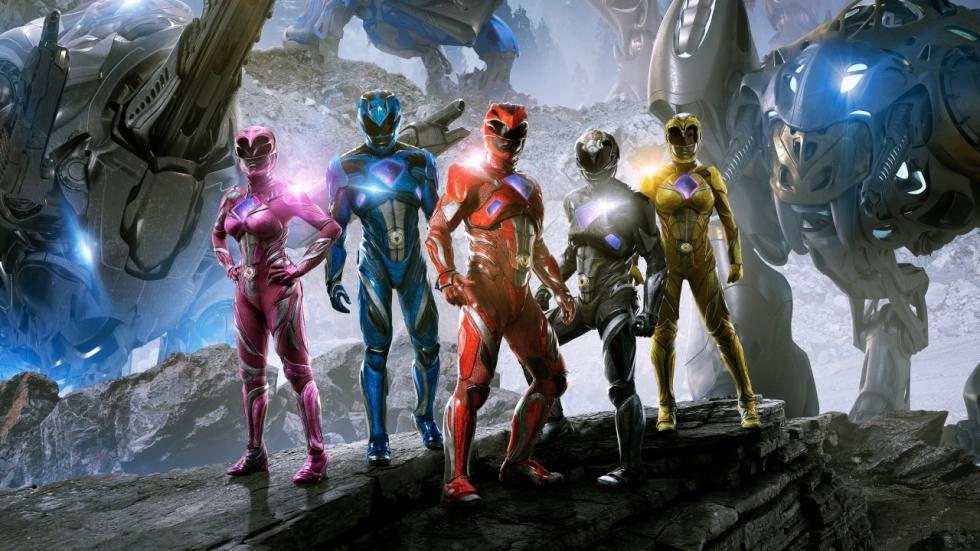 Er komen meer 'Power Rangers'-films!
