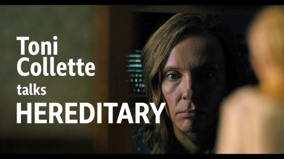 Kremode and Mayo - Toni collette interviewed about new movie 'hereditary'