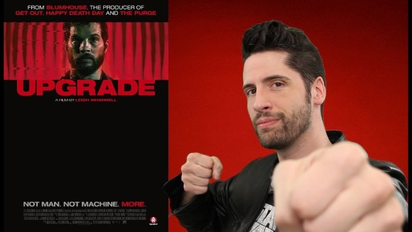 Jeremy Jahns - Upgrade - movie review
