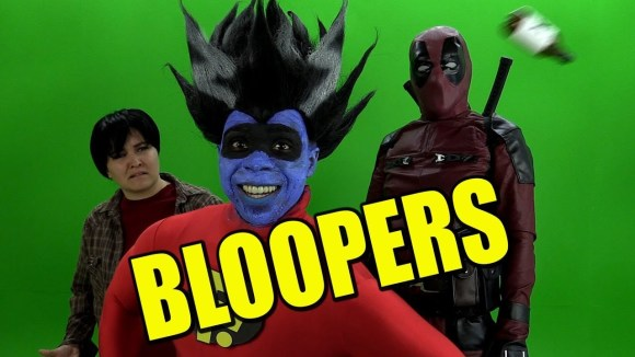 Channel Awesome - Deadpool 2 review bloopers