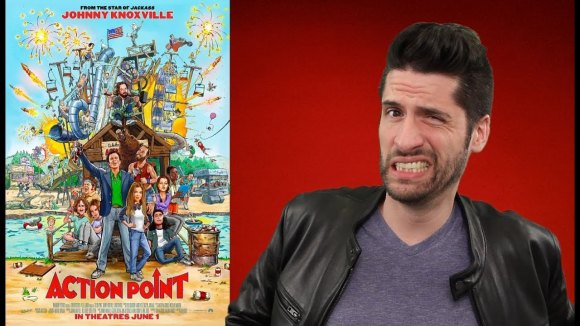 Jeremy Jahns - Action point - movie review