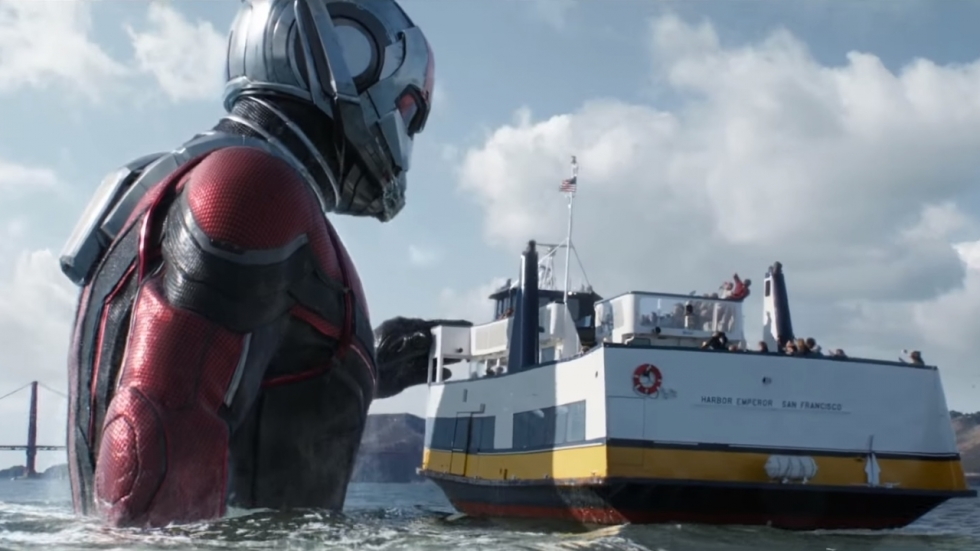 Onverwachte hulp in tv-trailer 'Ant-Man and the Wasp'