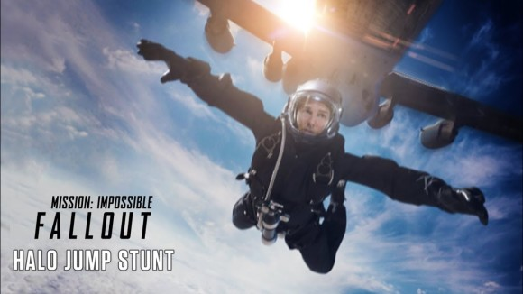Mission: Impossible - Fallout - Featurette: Halo JUmp