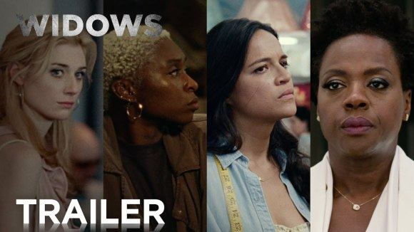 Widows - official trailer