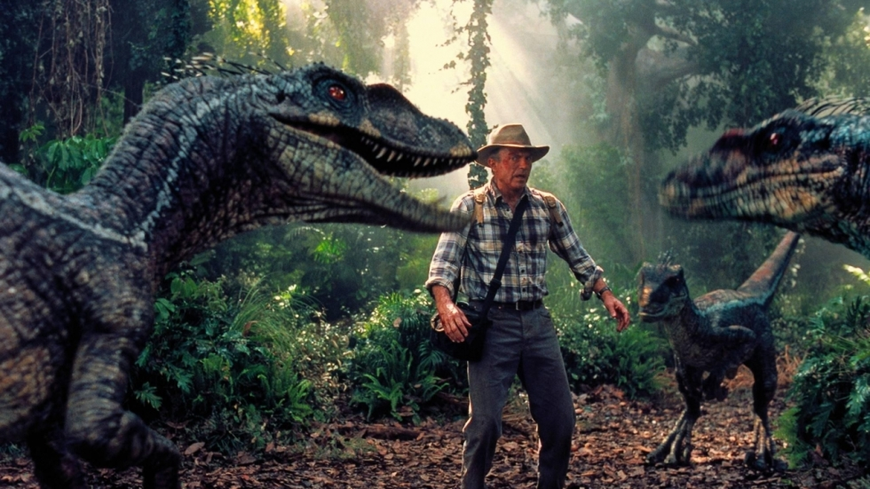 Blu-ray review 'Jurassic Park - 25th Anniversary Collection'