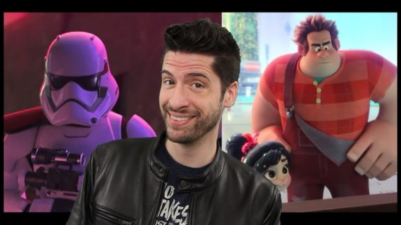 Jeremy Jahns - Ralph breaks the internet: wreck-it ralph 2 - trailer review