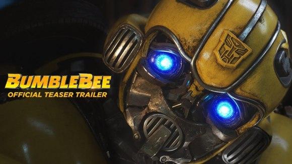 Bumblebee- teaser trailer