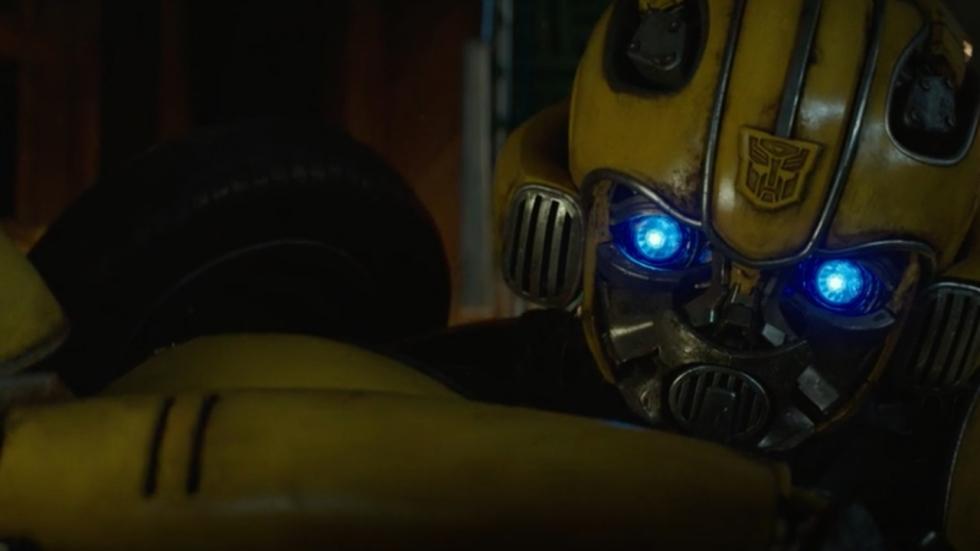 Nieuw begin voor de Transformers-franchise in trailer 'Bumblebee'