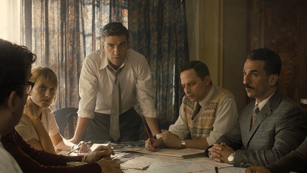 Trailer 'Operation Finale': Oscar Isaac jaagt op de architect van de Holocaust