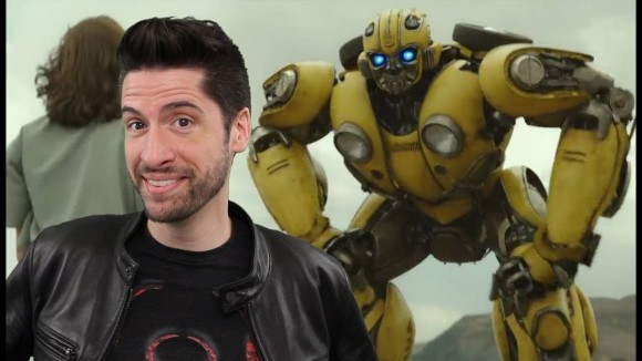 Jeremy Jahns - Bumblebee - teaser trailer review