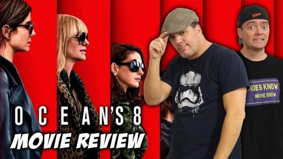 Schmoes Knows - Ocean's 8 movie review