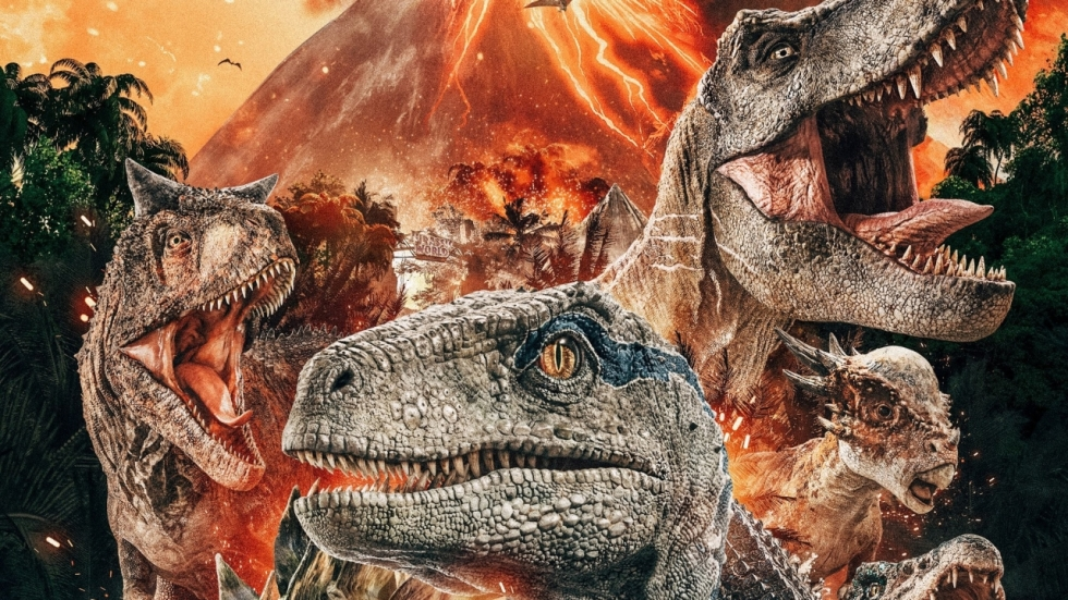 Eerste recensies 'Jurassic World: Fallen Kingdom'